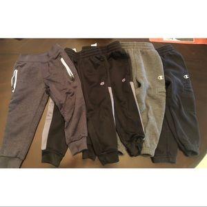 Toddler Boys sweatpants/activewear